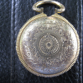 I Wish to know more about mi pocket watch...... GENDA.....CAL 5211 ...1 jewel.......Year made??? ...please some body to help... - Pocket Watches
