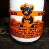 """Benny Bear"" Milk Bottle from Wild Folk Series......."