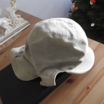 WW2 Naval Deck Hat - Military and Wartime