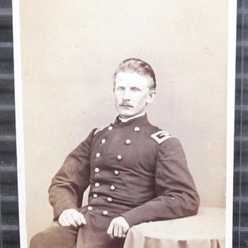 Col. Joseph Kiddoo, USCT - Photographs
