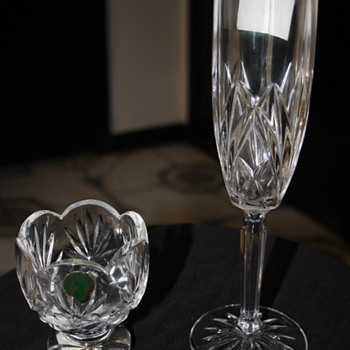 WaterFord Crystal.