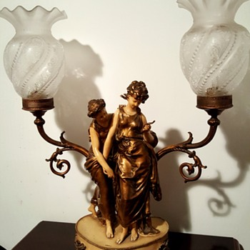 Collection Francaise Lamp - Lamps