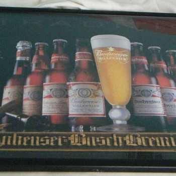 2000 Traditions Atlanta Convention Anheuser Busch Print - Breweriana