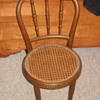 Child&#039;s Thonet chair