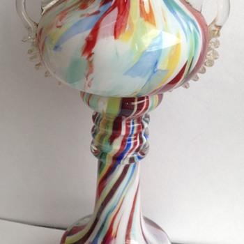 Welz Vase - Art Glass