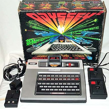 Today in 1970, Inventor Ralph Baer demonstrates his video game system to engineers at Magnavox.  Two years later Magnavox Odyss - Games