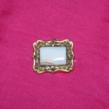 Georgian/Victorian Pin? - Fine Jewelry