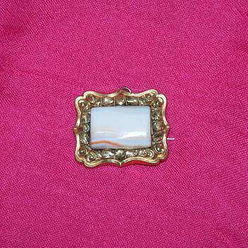 Georgian/Victorian Pin? - Fine Jewelry