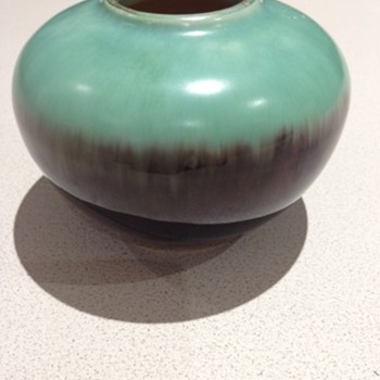 Beautiful Coloured small vase/pot