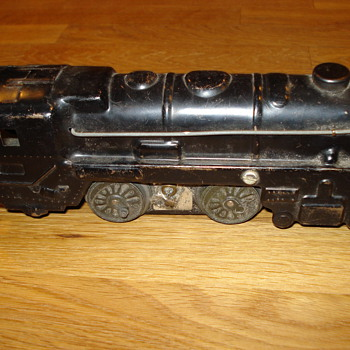 Can anyone tell me about this toy train engine?