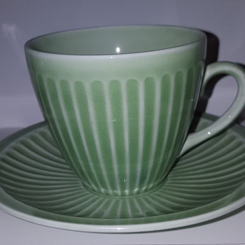Rorstrand Sweden Demitasse Set