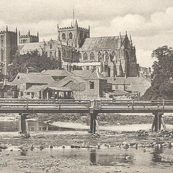 RIPON CATHEDRAL & SAINT WILFRID - Postcards