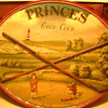 PRINCES Golf Club - Putting the Notorious 15th - Wooden Sign