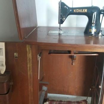 Sewing machine Kohler - Sewing