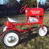 1954 Thistle pedal tractor