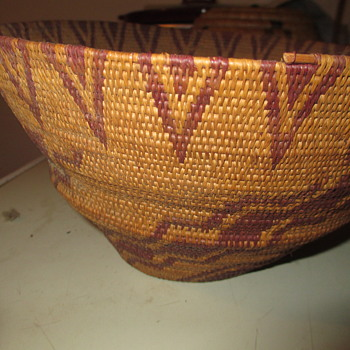 Mom's Baskets 11 - Native American
