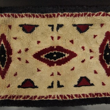 Found Vintage Rug.  What is it?