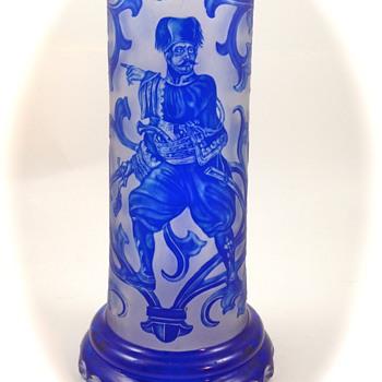 Deckelhumpen (Tankard with Lid), ca. 1855-1860 - Art Glass