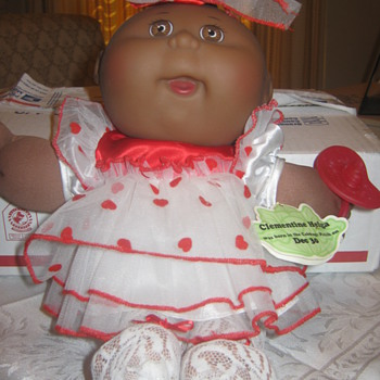 Avon Cabbage Patch Doll - Dolls