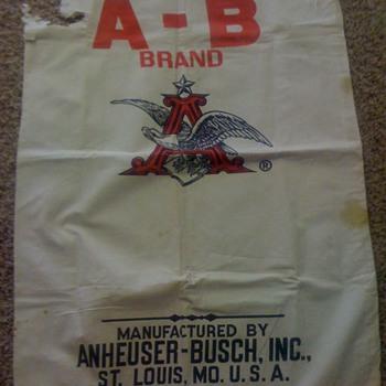 AB Hop Sack? - Breweriana