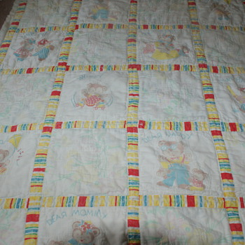 Quilt I need to identify