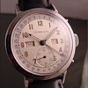 Vintage Tiffany Calendar Wristwatch