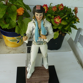 Elvis Decanter - Bottles