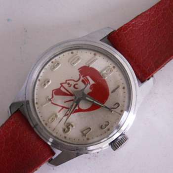 Jerry Lewis - Wristwatches