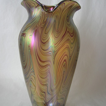 Wedding Gift in 1928 - Art Glass