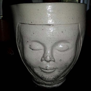 Sweet Dreams - Art Pottery