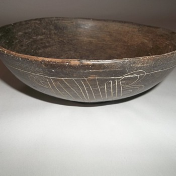 Need help identifying this Native American bowl...Thanks!