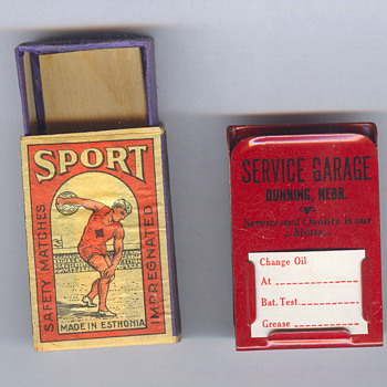 Match Holder