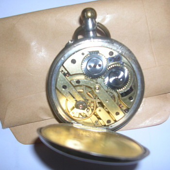 Could anyone give me some information on this watch please - Pocket Watches