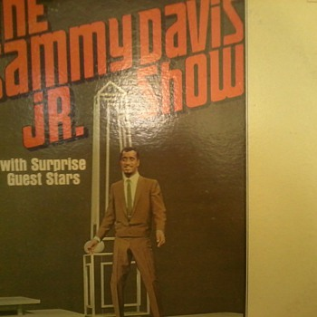 The Sammy Davis Jr. Show  - Records