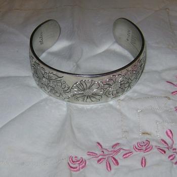 Cuff Bracelet - Costume Jewelry