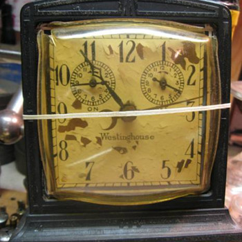 Westinghouse - New Haven Oven Timer - Clocks