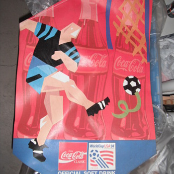 World Cup of Soccer Banner