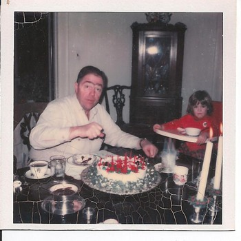 Grandpa's Birthday 1973 - Photographs