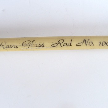 vintage fishing rod  rava hass????? - Fishing