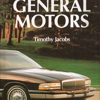 A History of General Motors - Books