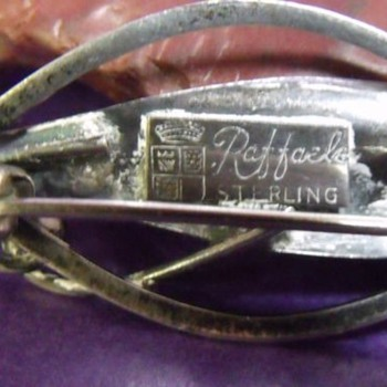 Need Information Please - Sterling Bracelet - Sterling Silver