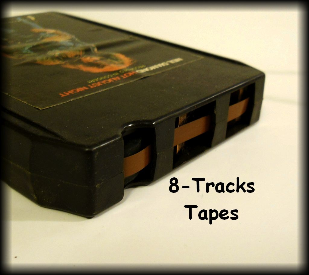 Inside Of A 8 Track Tape: 8 Track Tapes -- NEIL DIAMOND