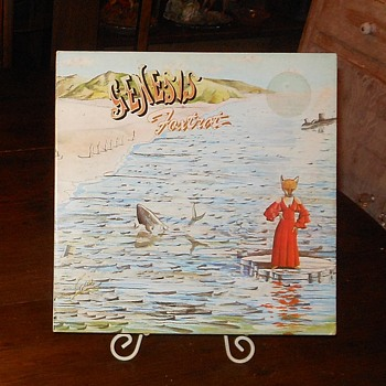 A Tale of Two Albums Part Two Genesis Foxtrot - Records