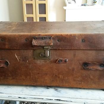 My grandads trunk - Furniture