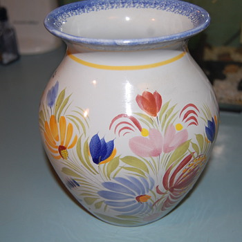 HB Henriot art pottery - Pottery