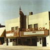 Photograph of Old Thompson Theater, Hawkinsville, Georgia