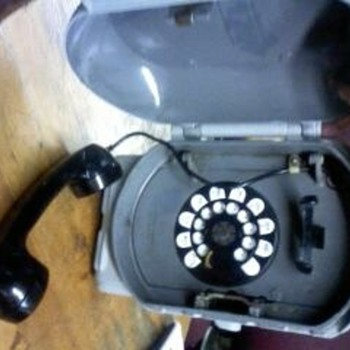 western electric phone - Telephones