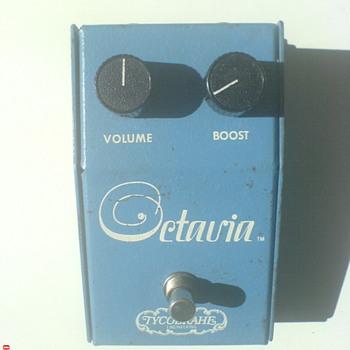 Tycobrahe Octavia, 1976 - Guitars