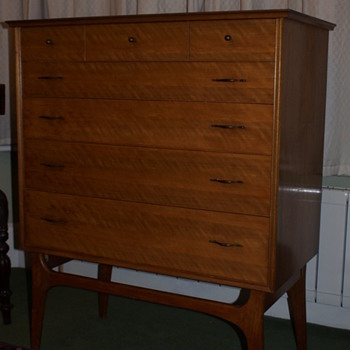 Alfred Cox Chest of Drawers - Furniture