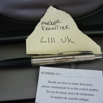 parker spitfire - Pens